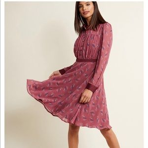 ModCloth shirtdress NWT